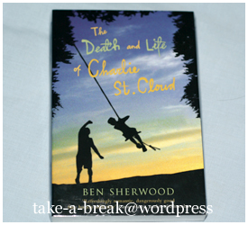 """the death and life of charlie st. cloud"" by ben sherwood"