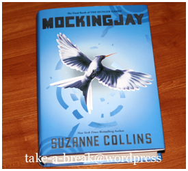 """mockingjay"" by suzanne collins"
