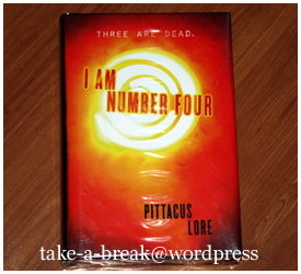 """i am number four"" by pittacus lore"