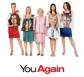 """you again"" directed by andy fickman"