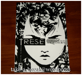 """trese"" by budjette tan and kajo baldisimo"