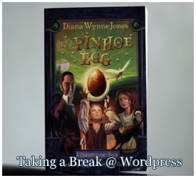 """The Pinhoe Egg"" by Diana Wynne Jones"