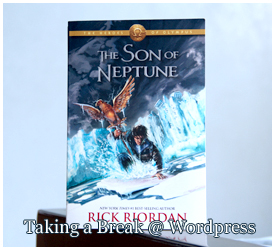 """The Son of Neptune"" by Rick Riordan"