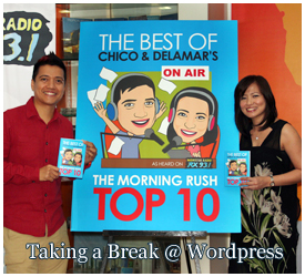"""The Morning Rush"" with Chico and Delamar"