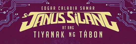 """""""Si Janus Silang at ang Tiyanak ng Tabon"""""""