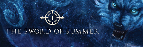 """Magnus Chase 1: The Sword of Summer"""